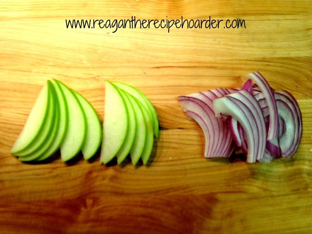 chelsea's salad | reagantherecipehoarder.com