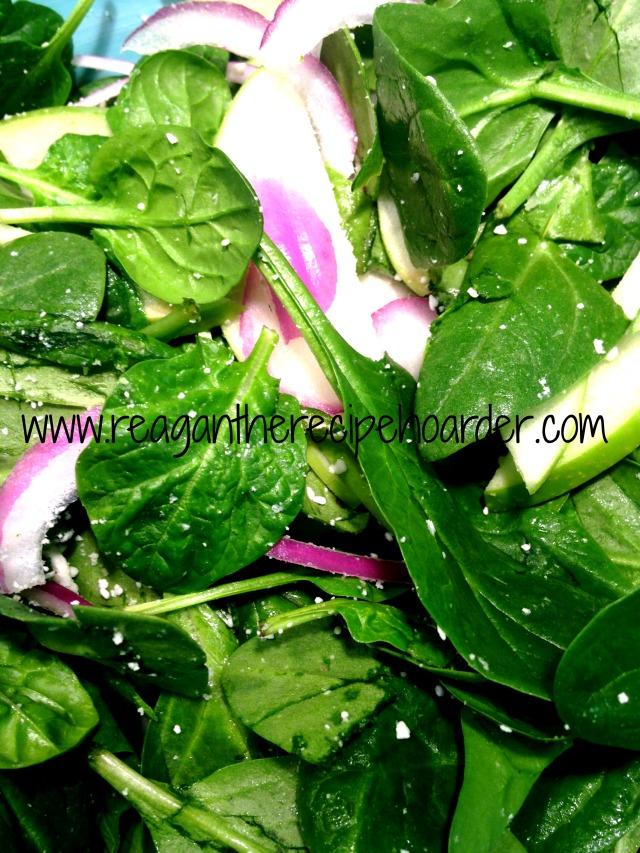chelsea's salad | reagantherecipehoarder..com